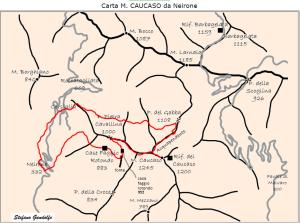Cattura anello del caucaso